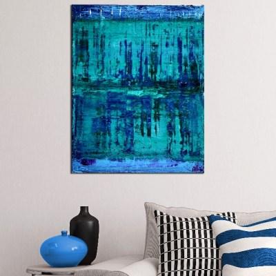 Turquoise spectra by Nestor Toro