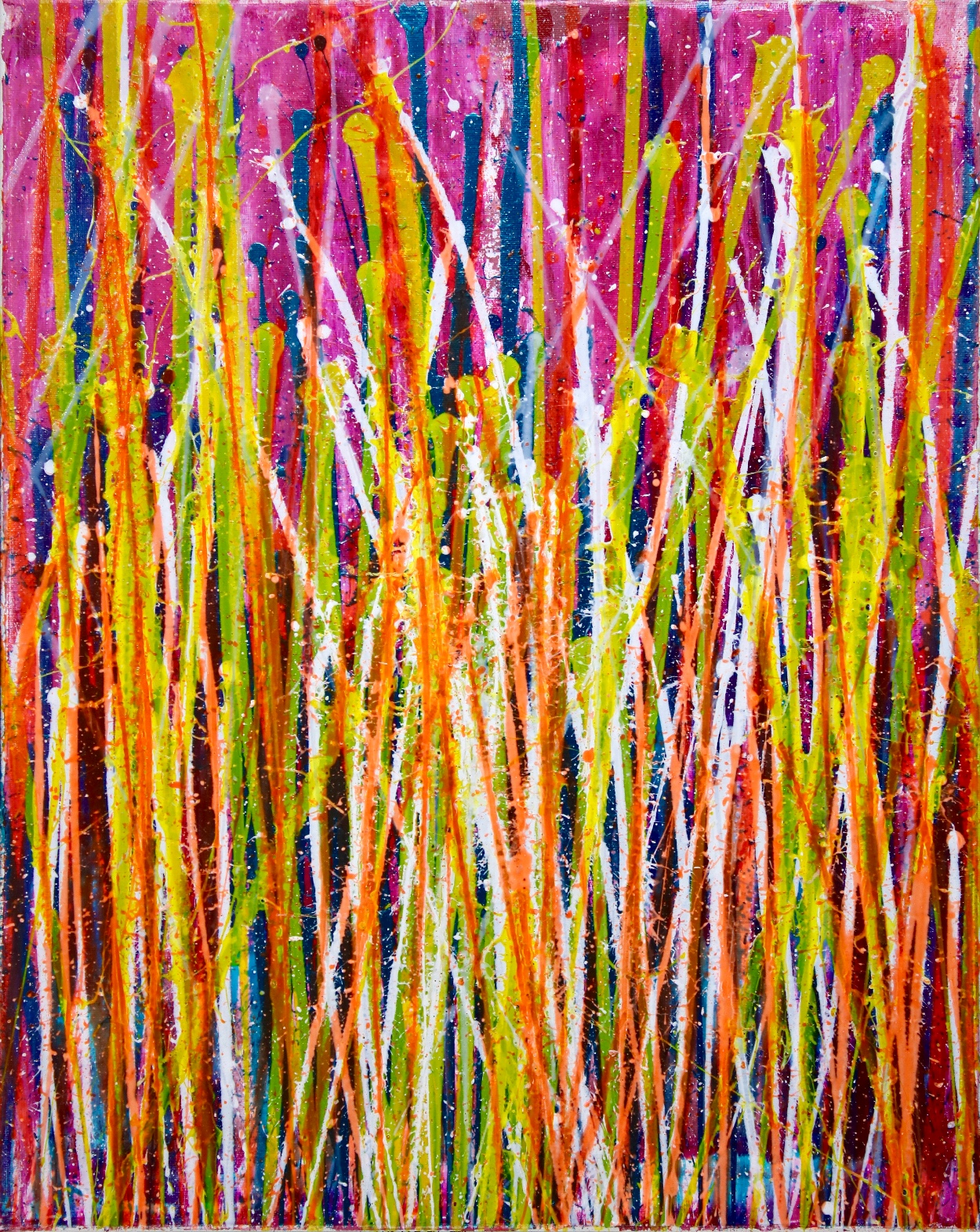 Daydream (Chaos Garden) by Nestor Toro – SOLD