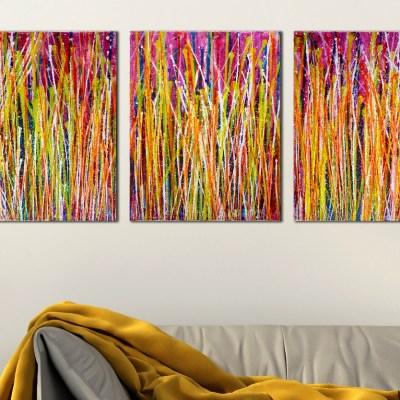 Daydream (Chaos Garden) by Nestor Toro 2019 :Los Angeles
