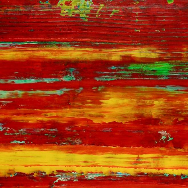 Detail - Daydream (Fiery Spectra) by Nestor Toro in Los Angeles 2019