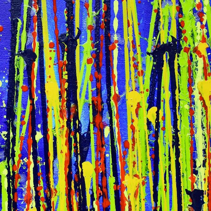 Shimmering Spectra (Bold Dreams) by Nestor Toro