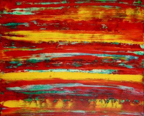 Daydream (Fiery Spectra) by Nestor Toro in Los Angeles 2019 - SOLD