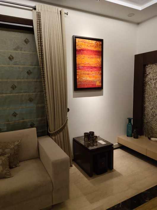 Living room works - Nestor Toro