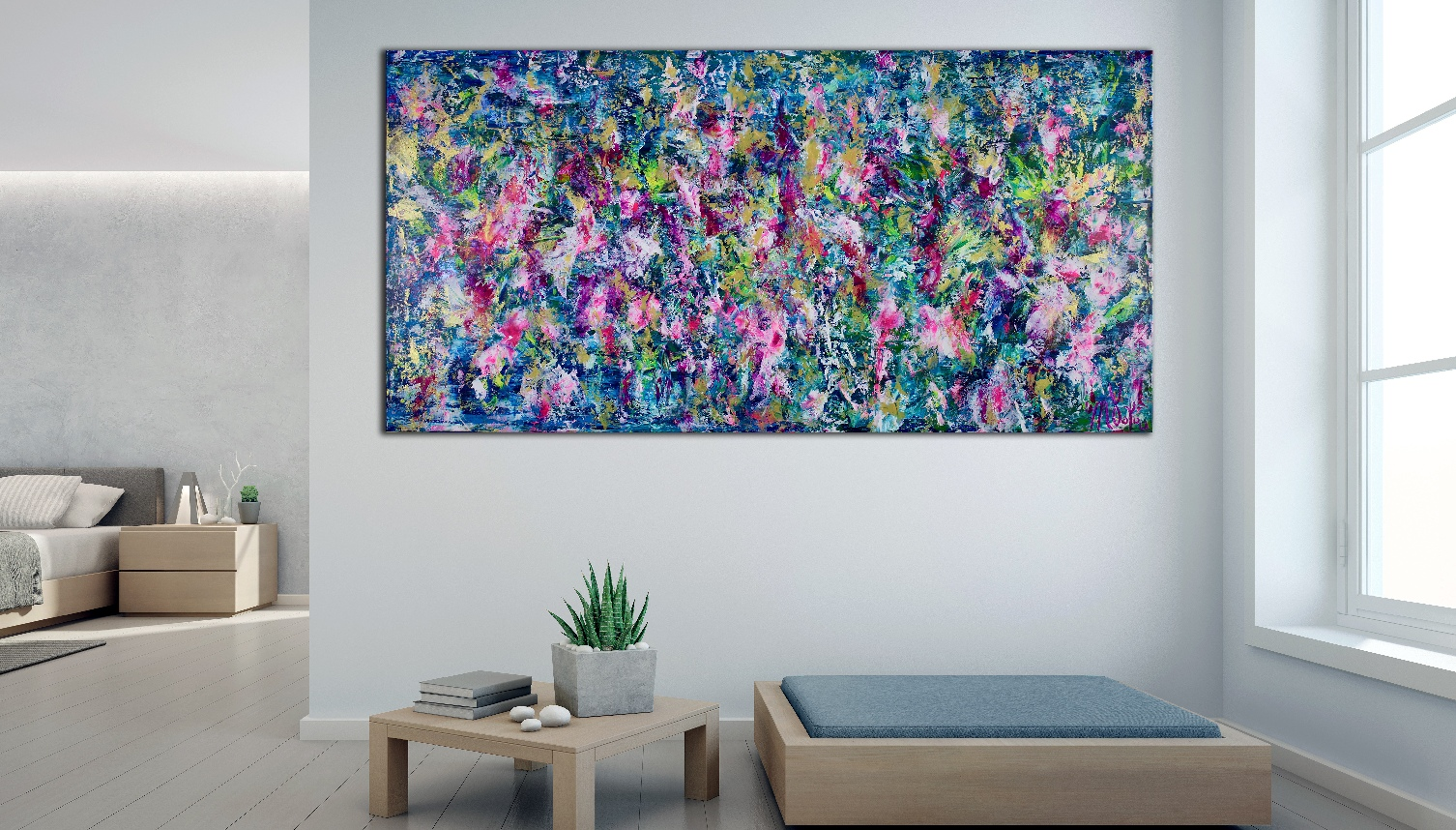 Room View - A Closer Look (Consequences of Nature) by Nestor Toro Los Angeles 2019