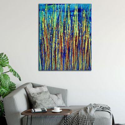 Shimmering Garden 2 (Flow State) by Nestor Toro