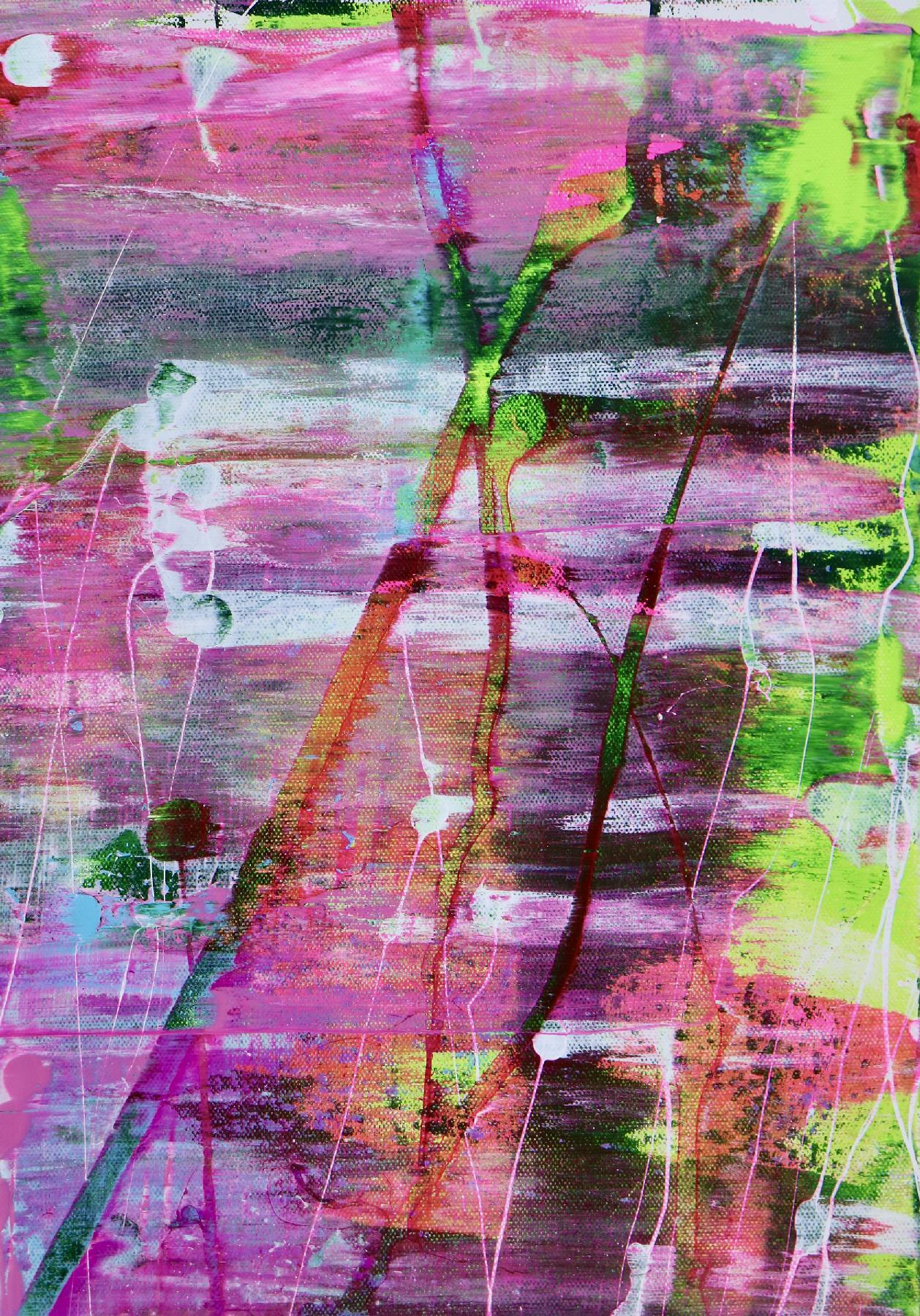 Detail - A Closer Look (Avant Garden) 1 (2020) by Nestor Toro