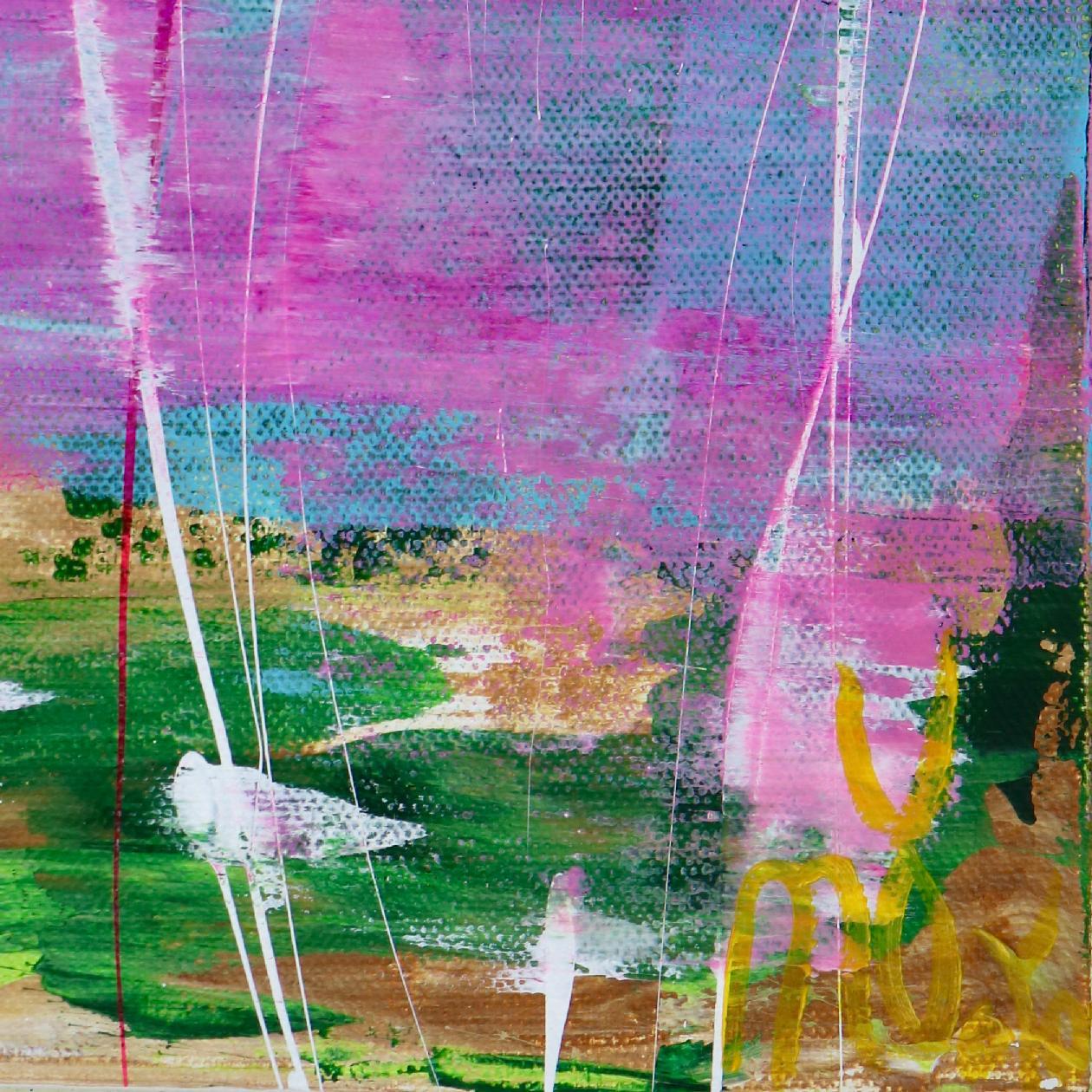 Signature - A Closer Look (Avant Garden) 1 (2020) by Nestor Toro