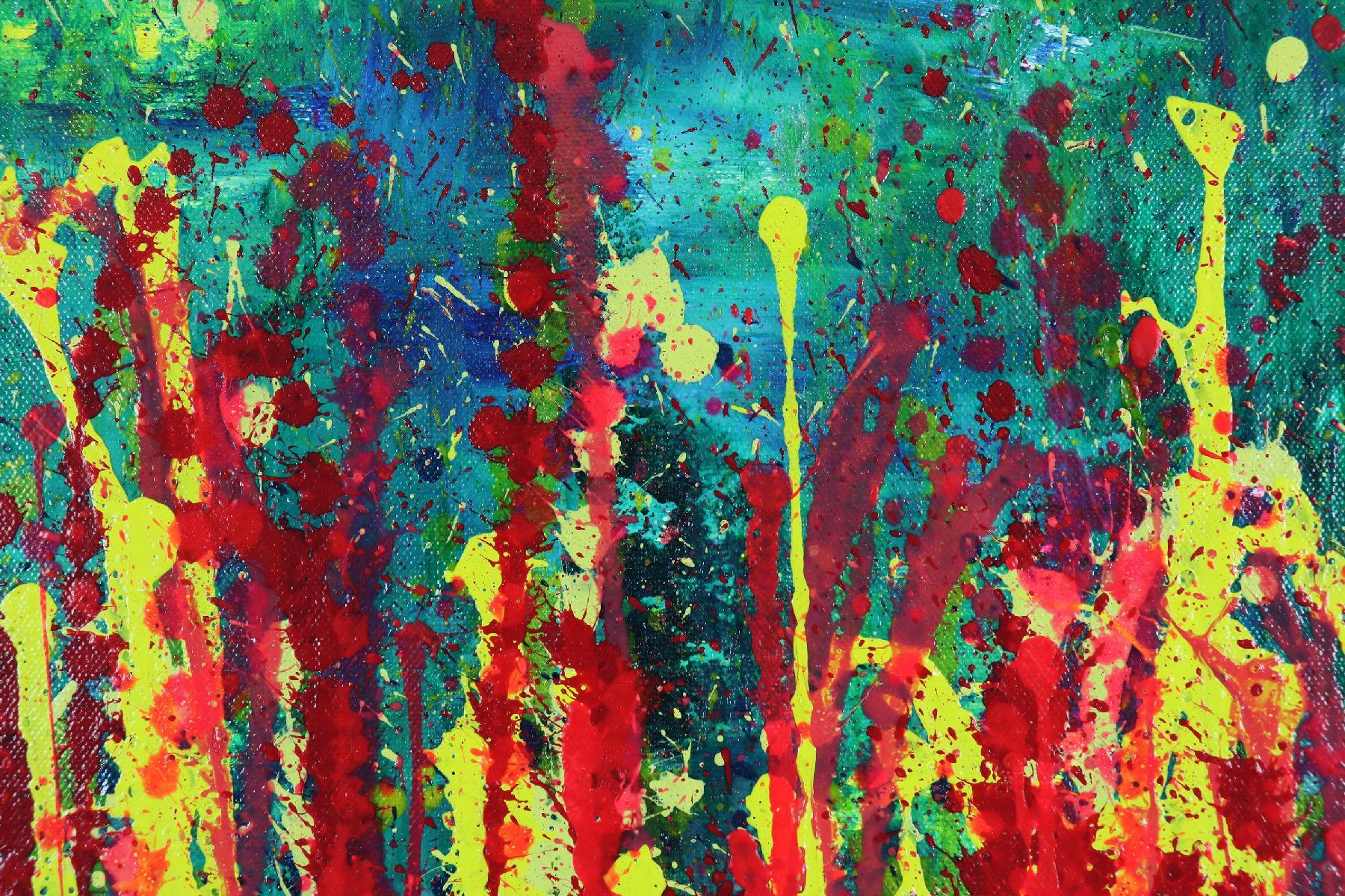 SOLD - Prophesy Garden (2020) by Nestor Toro