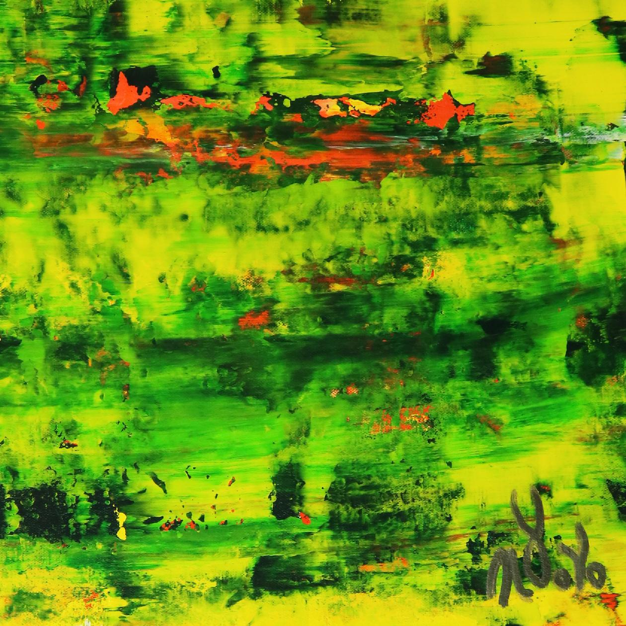 signature - Sunny Morning Panorama 4 (2020) by Nestor Toro
