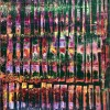 Full Canvas - Modern Spectra and Lights (2020) by Nestor Toro