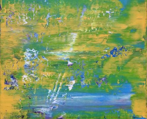 SOLD - Summer Window View 4 (2020) by Nestor Toro