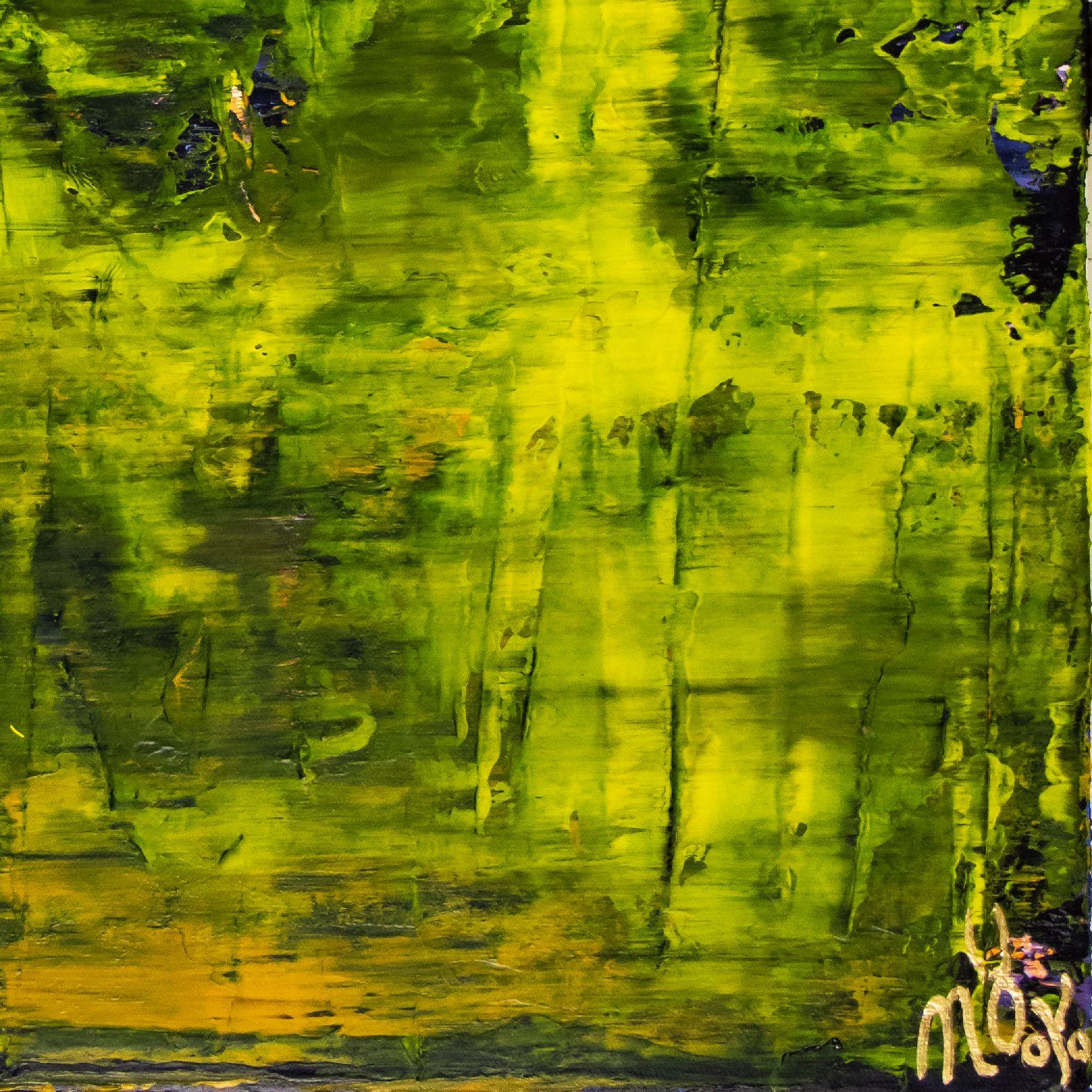 Signature - Sunny Forest Canopy (2020) by Nestor Toro
