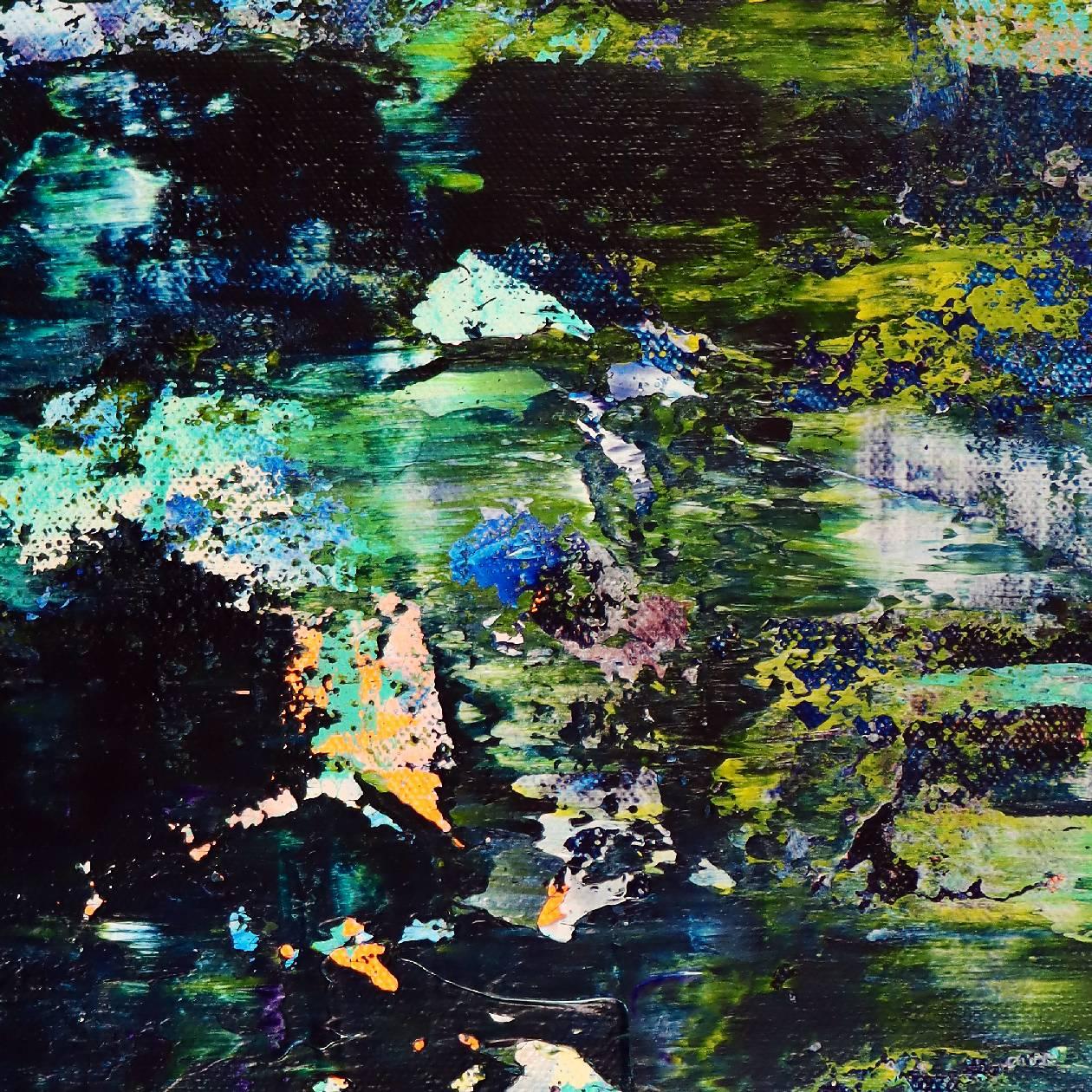 Detail - Deep Forest Secrets (2020) by Nestor Toro