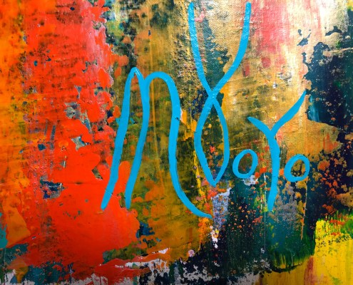"Nestor Toro's signature on ""Fearlessness"""