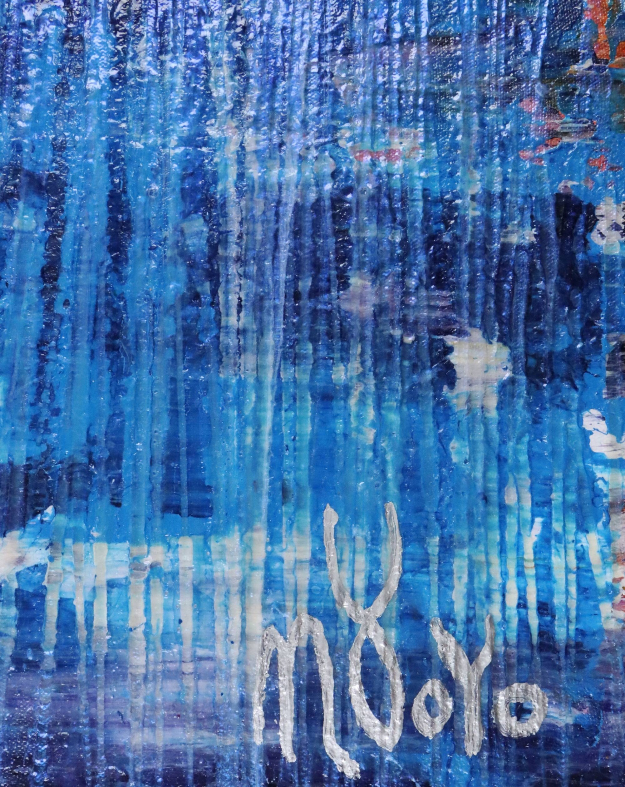 Signature - Torrential Night Storm (A Closer Look) (2020) by Nestor Toro