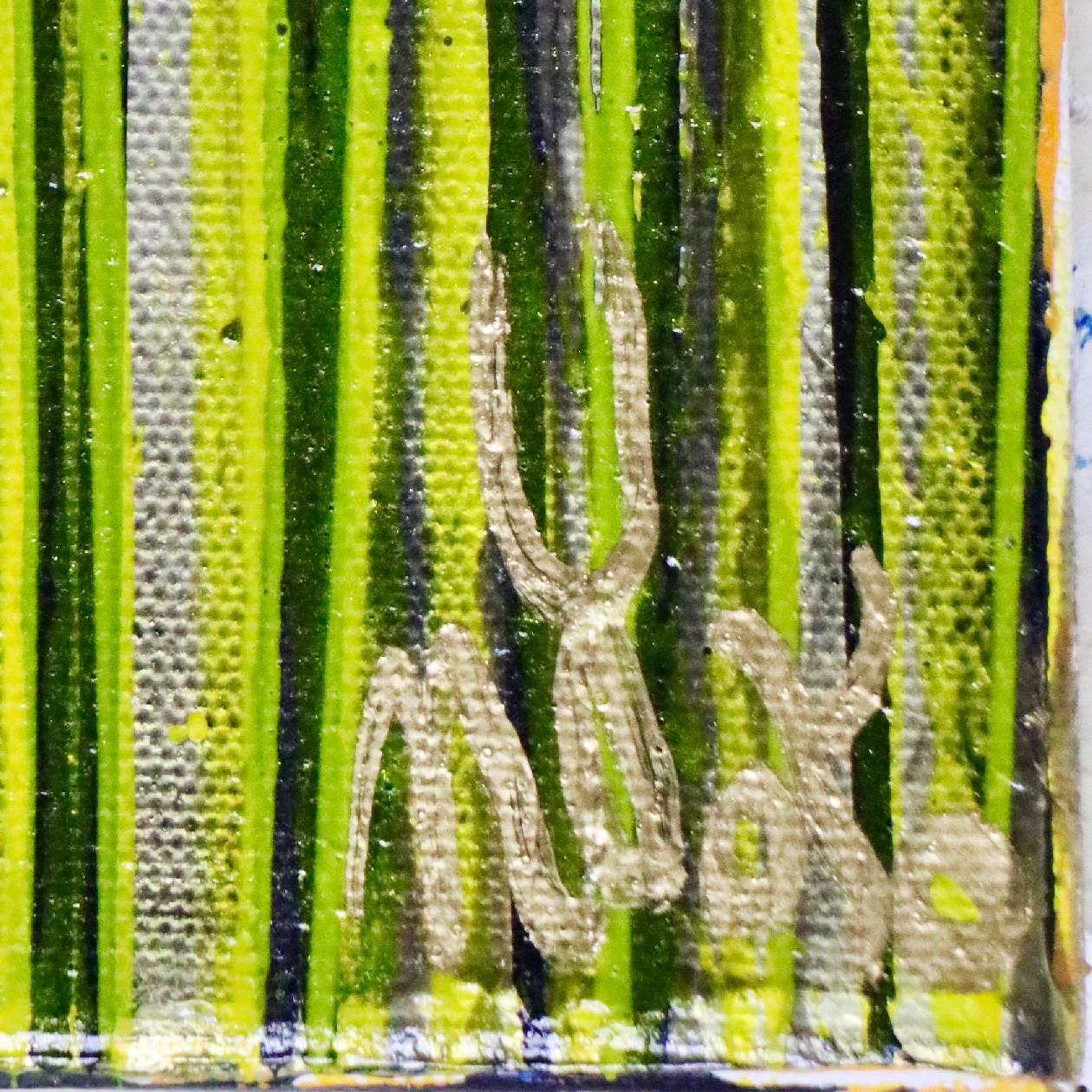 Signature - Daydream Panorama (Natures Imagery) 17 (2020) - Triptych by Nestor Toro