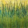 Full canvas - Golden Vernal Garden (2020) by Nestor Toro