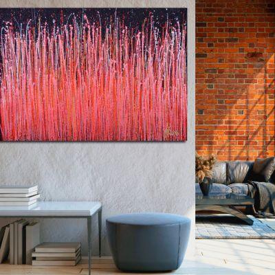 Room View - Carmin Spectra ( Florescent Garden) (2020)