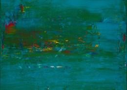 SOLD - Blue Ocean Panorama (2020) by Nestor Toro