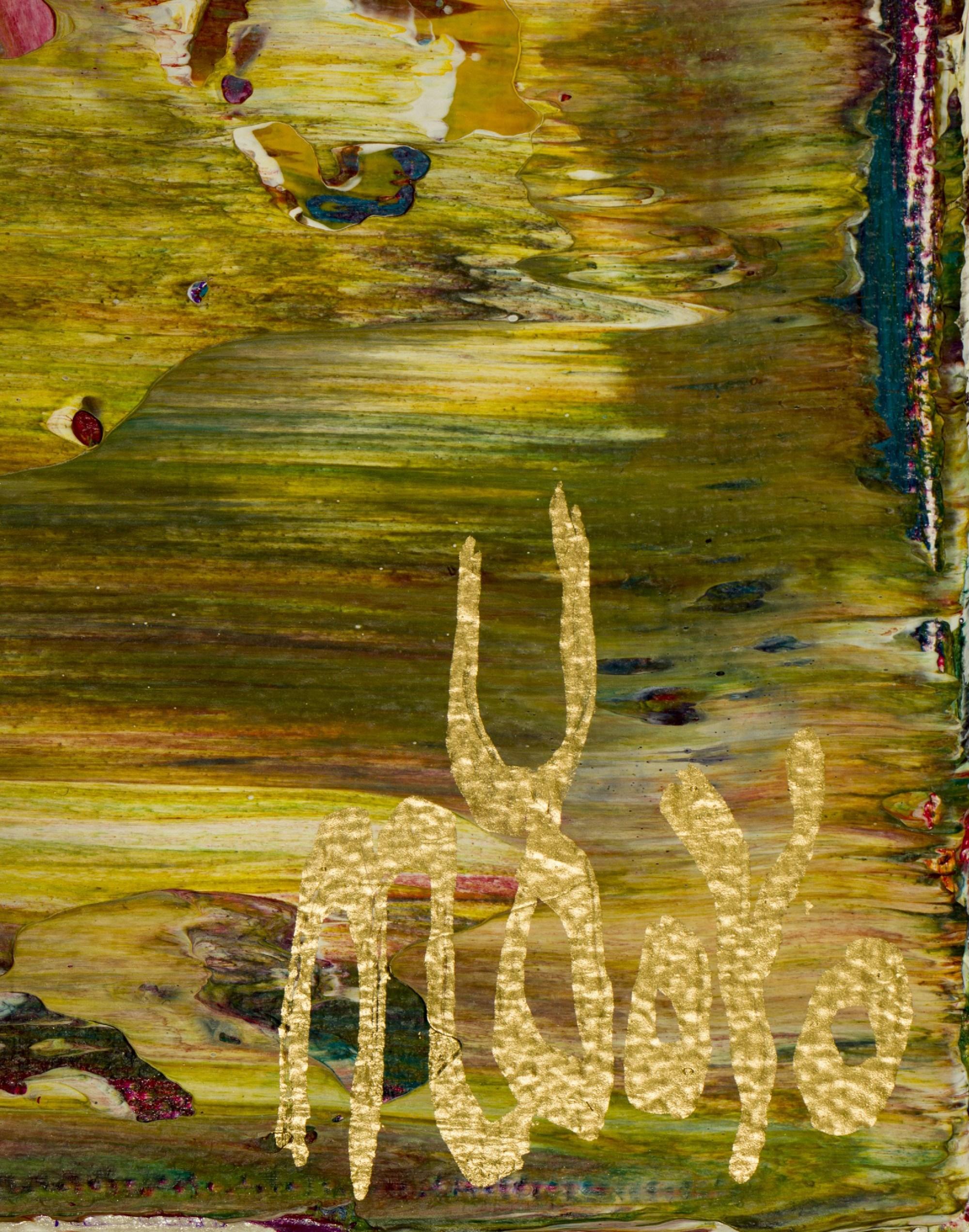 SOLD / Autumn Mirrors (2020) by Nestor Toro