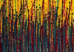 Garden In Motion 5 (2020) by Nestor Toro