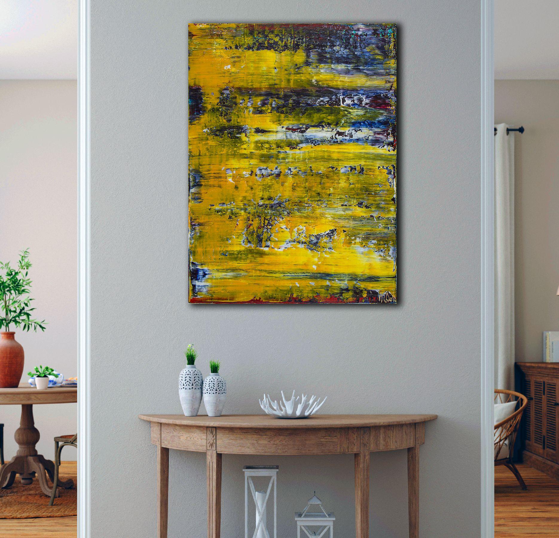 Room View - Autumn Mirrors 2 (2020) by Nestor Toro