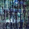 DETAIL / Nighttime Fearlessness 5 (2021) 24x30 in / Artist: Nestor Toro
