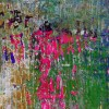 Natures Equation (2021) Detail / Triptych / Artist: Nestor Toro