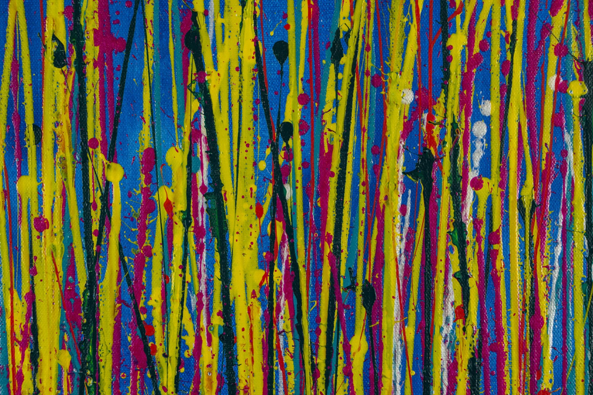 Detail - Daydream Panorama (Natures Imagery) 27 / 2021 / Artist Nestor Toro