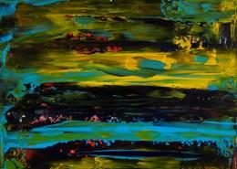 SOLD / Nocturn Panorama (2021) by Nestor Toro
