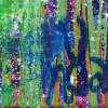 Natures Equation (2021) Signature / Triptych / Artist: Nestor Toro