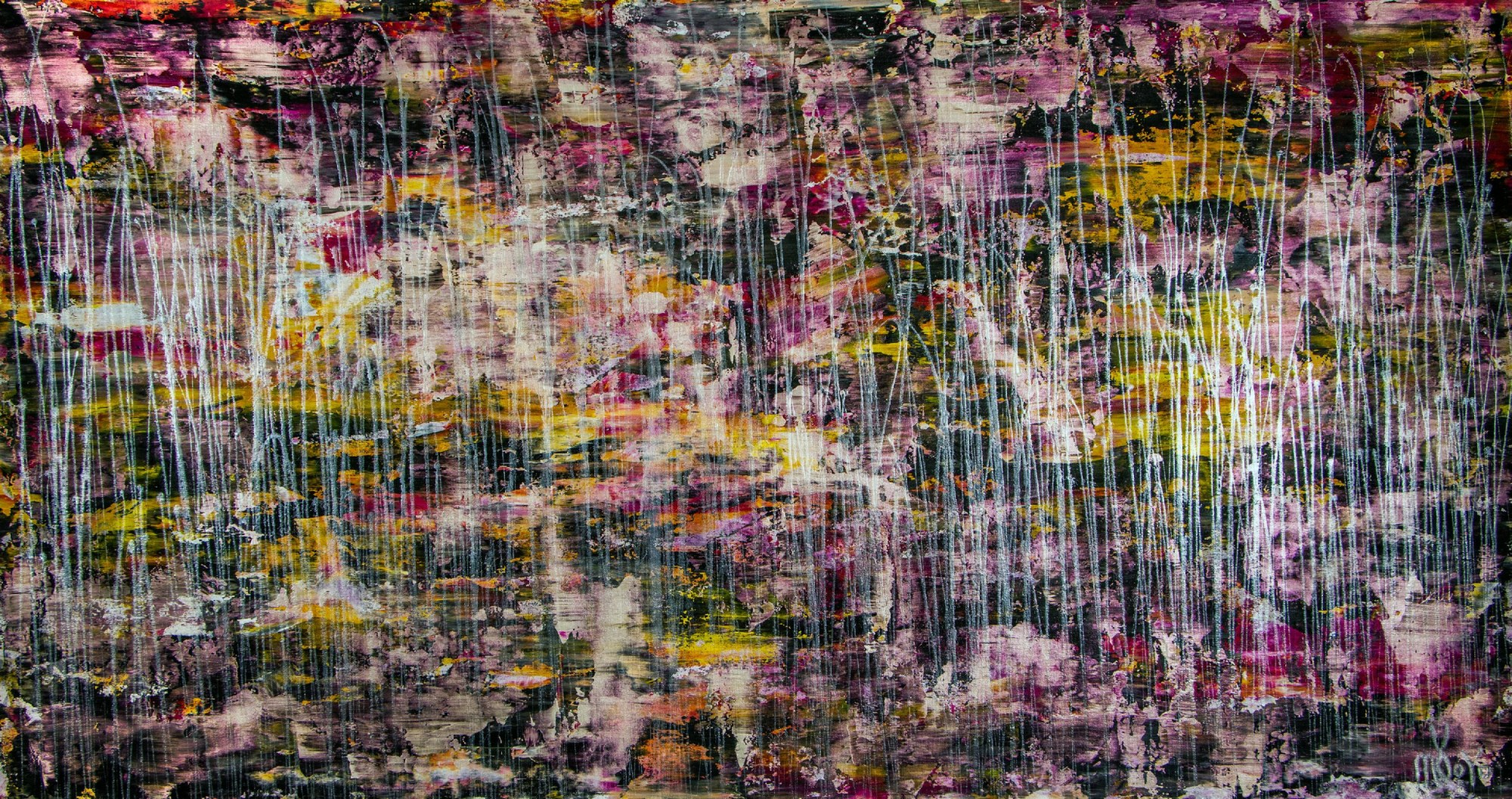 Walking In My Sleep (2021) / Artist: Nestor Toro