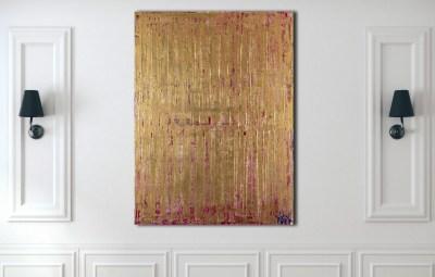 Through Golden Arches 2 (2021) / 18X24 Inches / Artist: Nestor Toro