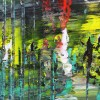 Detail - A Color Equation (2021) 24x30 in / Artist: Nestor Toro