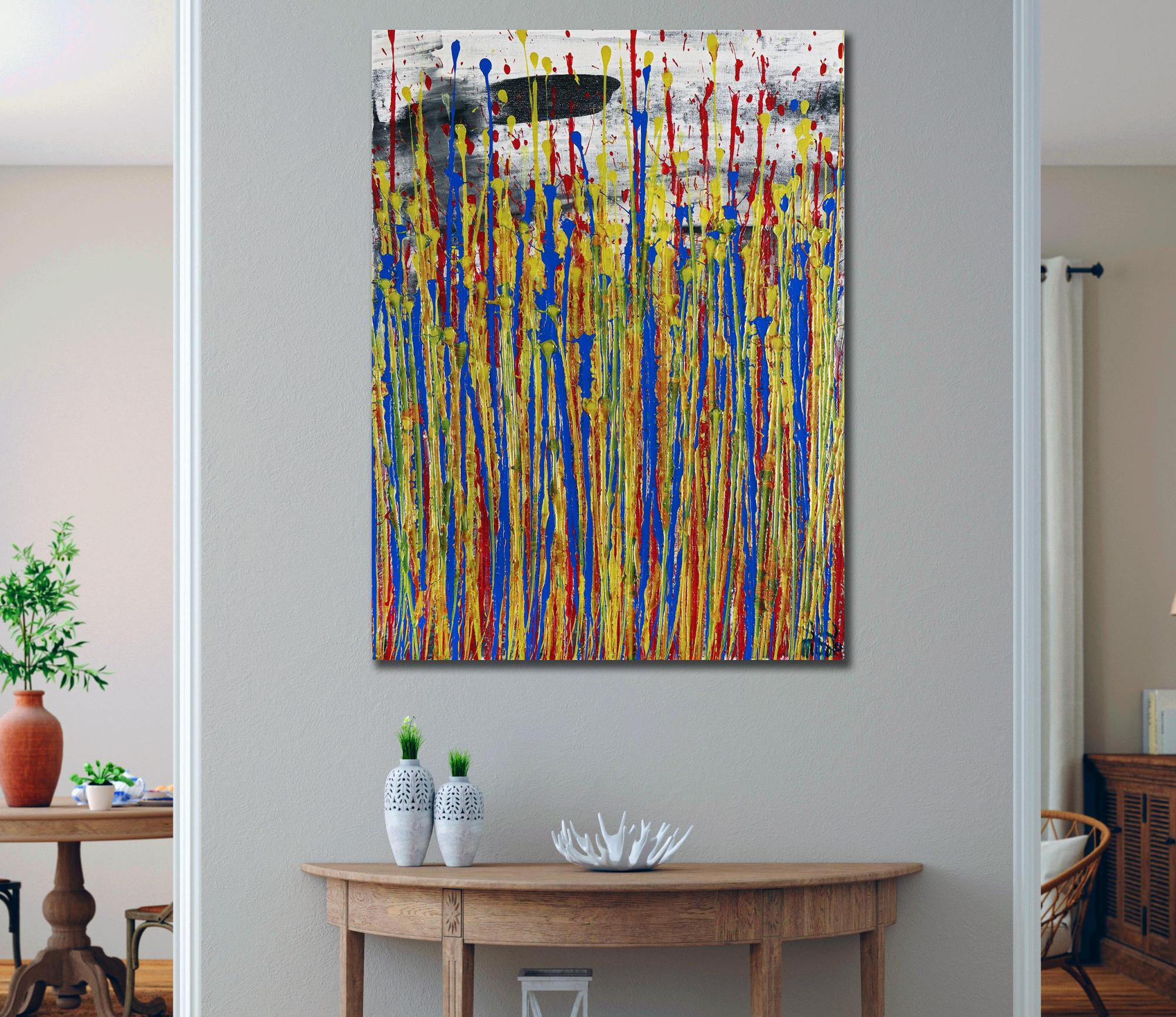 Daydream panorama (Natures Imagery) 40 (2021) / Room example / Artist: Nestor Toro