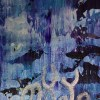 Signature / Iridescent Midnight Blue (2021) by Nestor Toro - Los Angeles