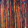 Panorama Astratto 2 (2021) / Artist: Nestor Toro
