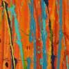 Detail / Drizzles Symphony 2 (2021) / Multi-canvas