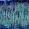 Nighttime Fearlessness 7 (2021) / Diptych / Artist: Nestor Toro
