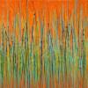 Drizzles Symphony 2 (2021) / Multi-canvas