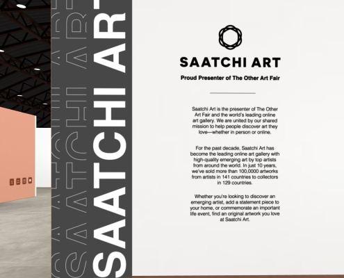 TOAF VE - Sponsored by Saatchi Art / Los Angeles 2021