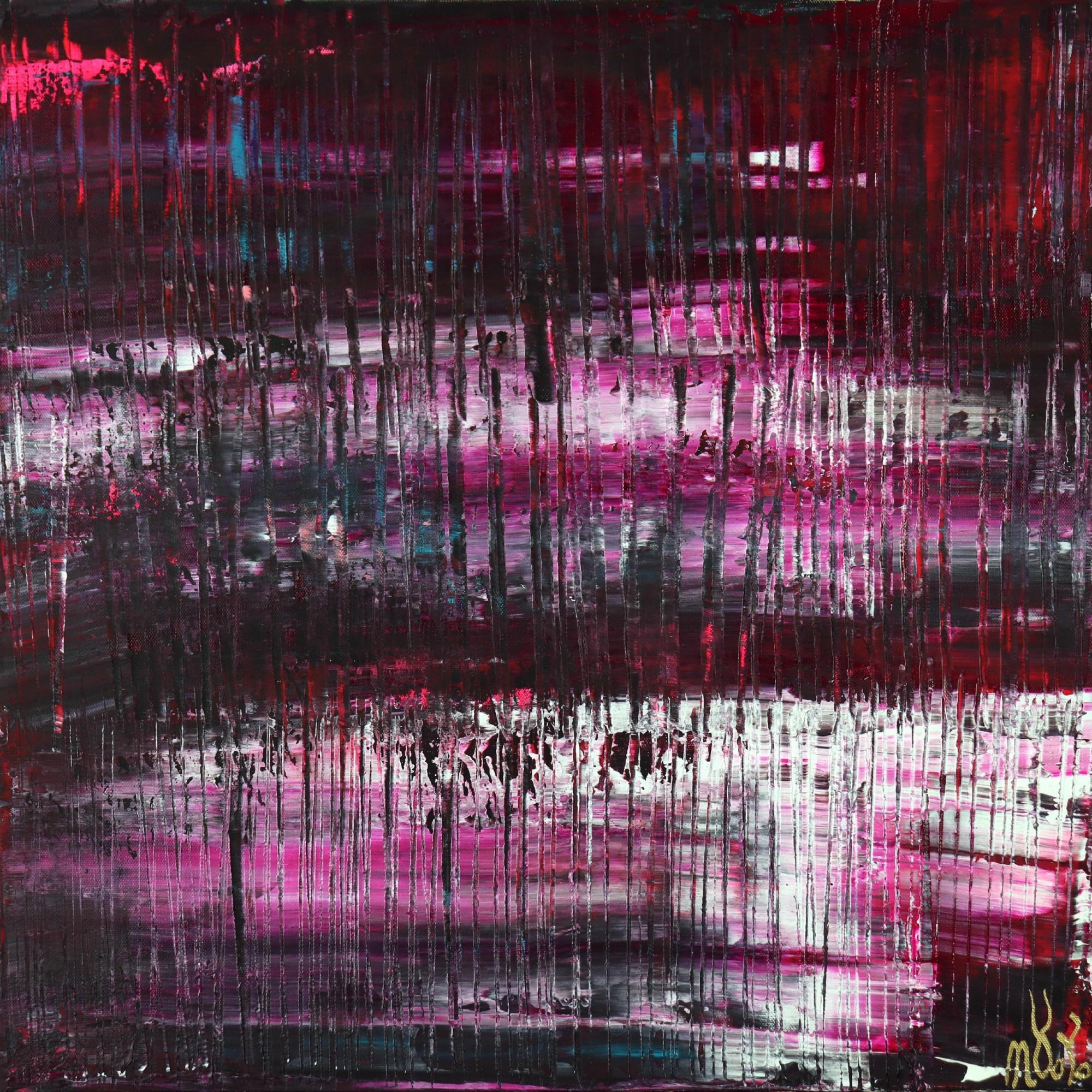 A Color Equation 9 (2021) /Full Canvas / Artist: Nestor Toro