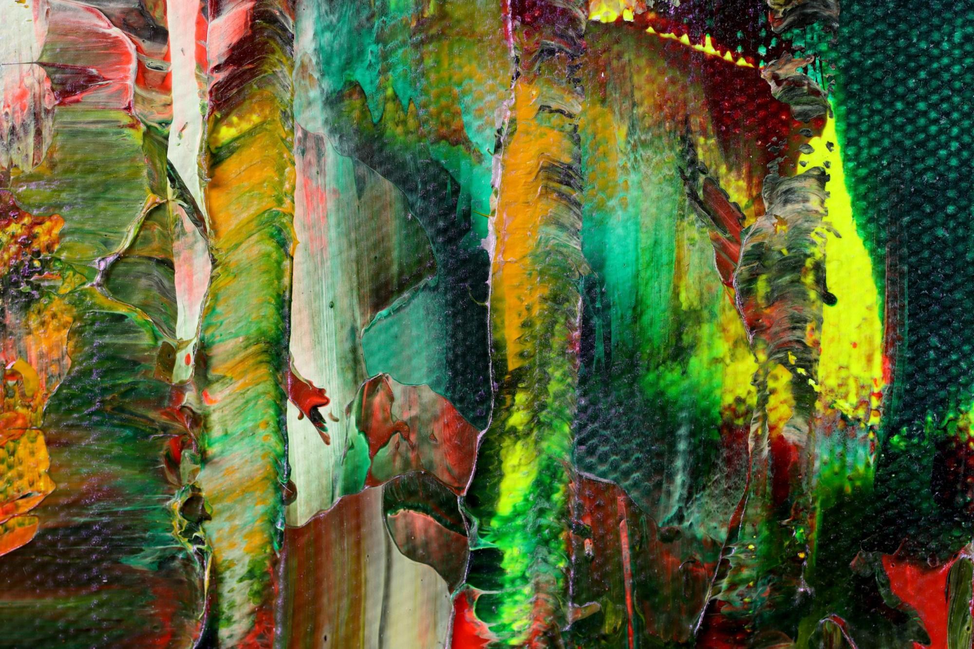 A Color Equation 7 (2021) by Nestor Toro