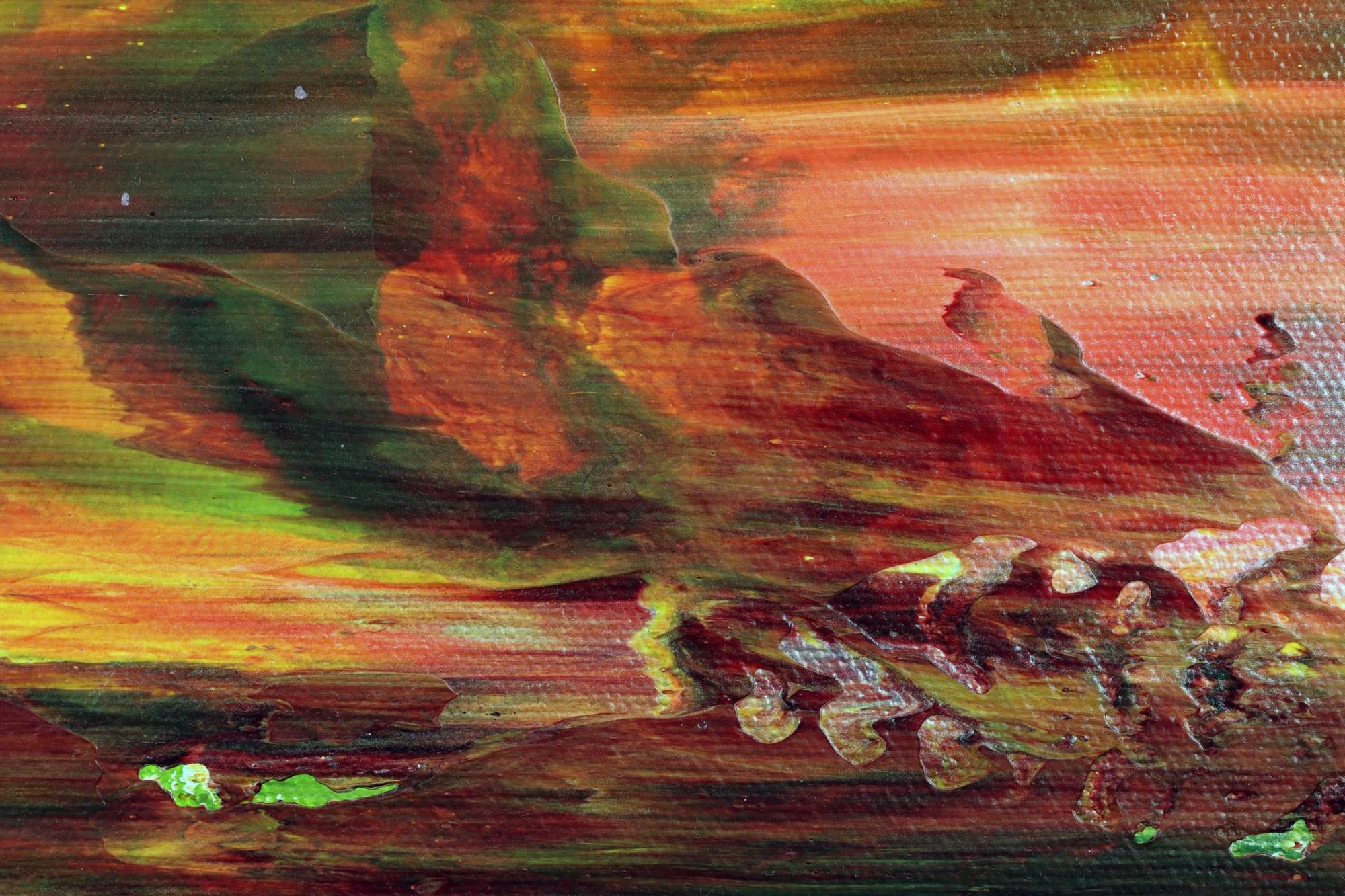 DETAIL / Summer Harvest Panorama 2 (2021) by Nestor Toro