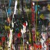 Reflection of colors 2 (2021) / 36 x 36 inches / Nestor Toro