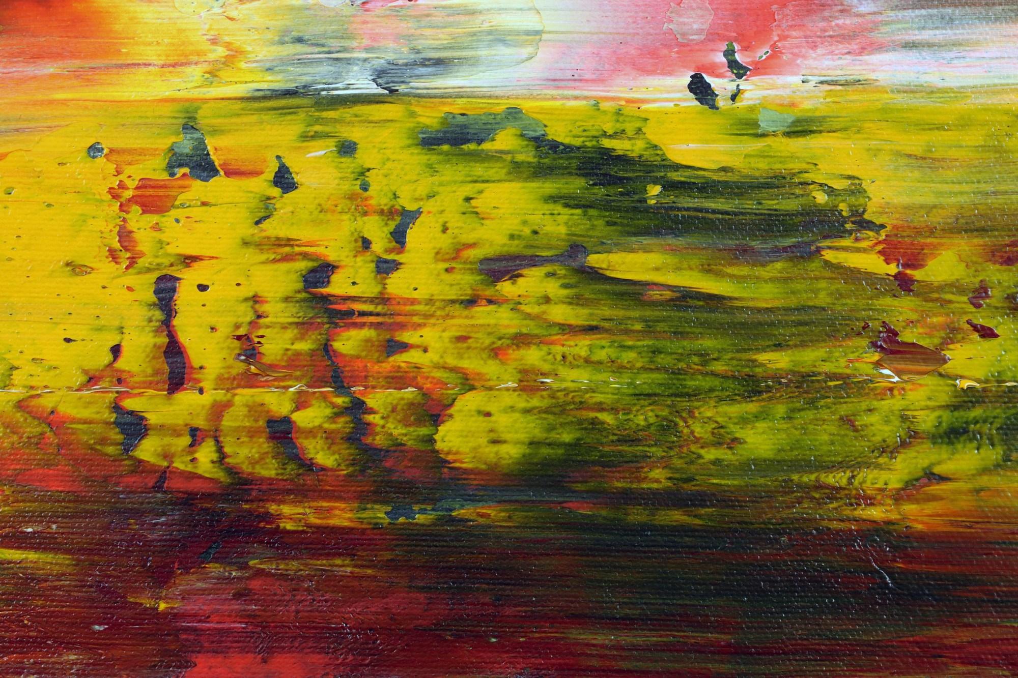 DETAIL / Summer Harvest Panorama 3 (2021) by Nestor Toro