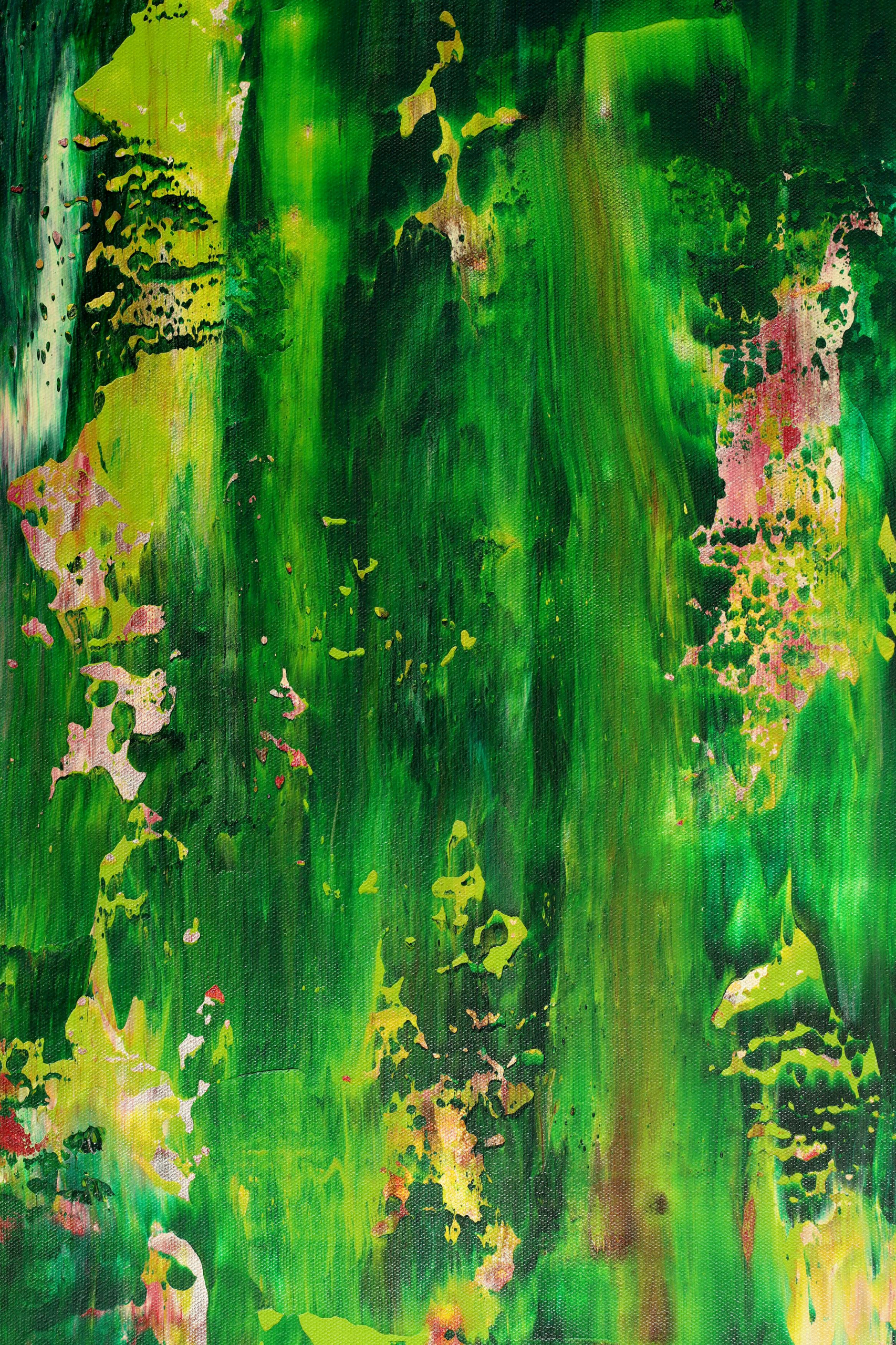 Green Forest Glimmer 1 (2021) / Los Angeles