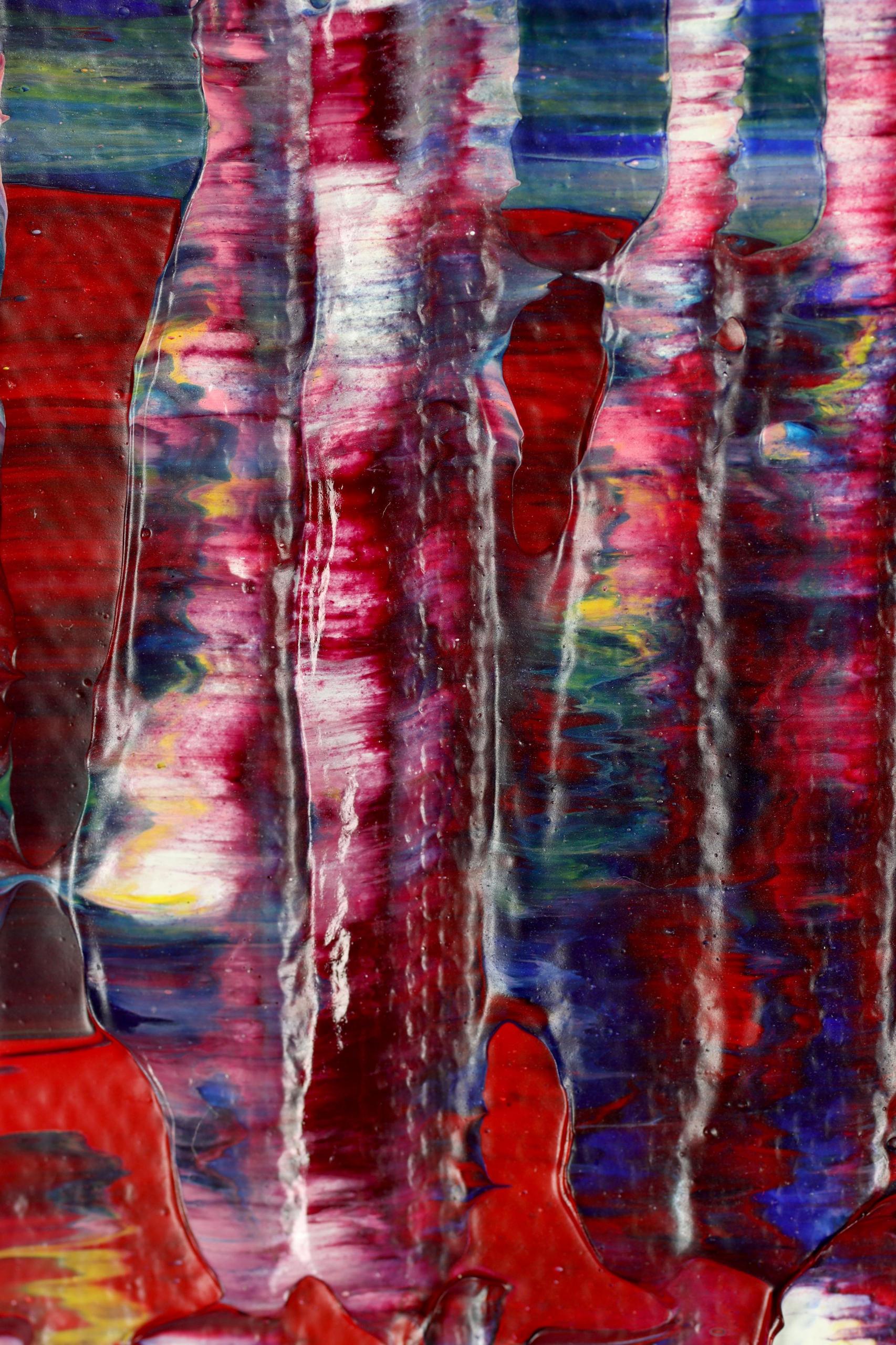 DETAIL / A Matter of Nature 7 (Fire Lights) (2021) / Artist: Nestor Toro