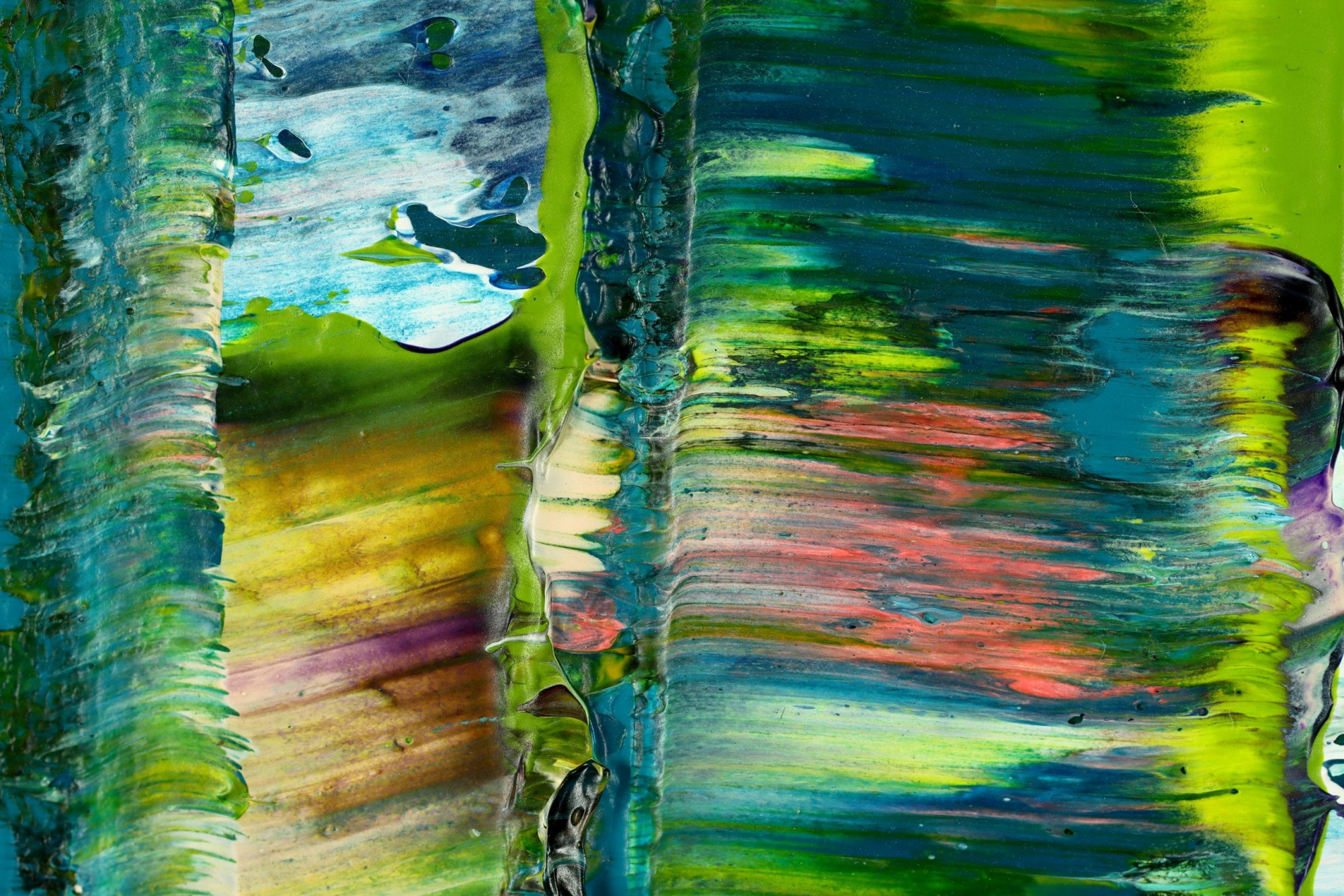 DETAIL / A Matter of Nature 10 (Deep in the forest) (2021)