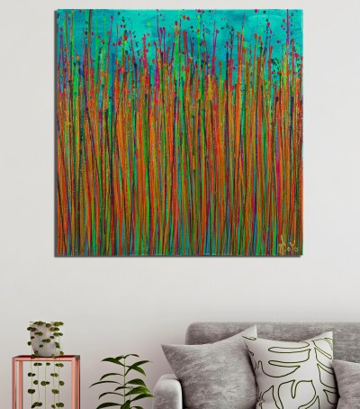 SOLD / Caribbean Reflections 5 (2021)